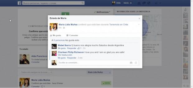 ALERTA DE FB