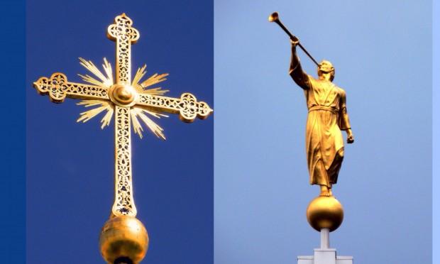 mormones y catolicos