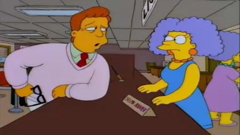 10 de los personajes de mas pateticos de los Simpson